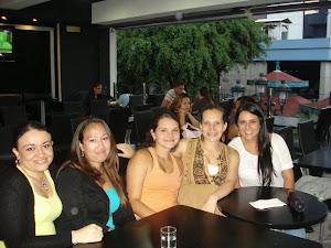 Reunión de Ticas Sanz - Mayo 2012