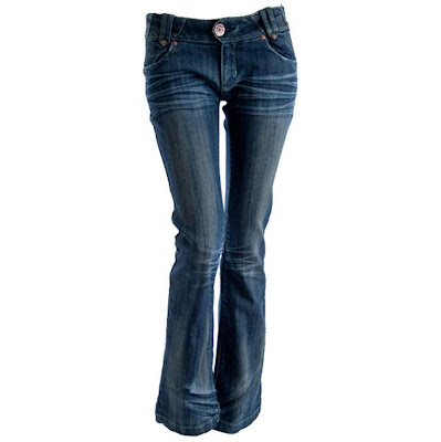 Bell Bottom jeans For women