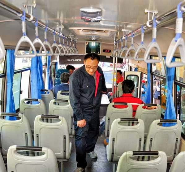 linea c tendra el primer bus ecologico cochabamba bolivia-cochabandido