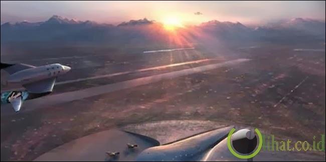 Pusat Pendaratan Pesawat Ruang Angkasa, AS