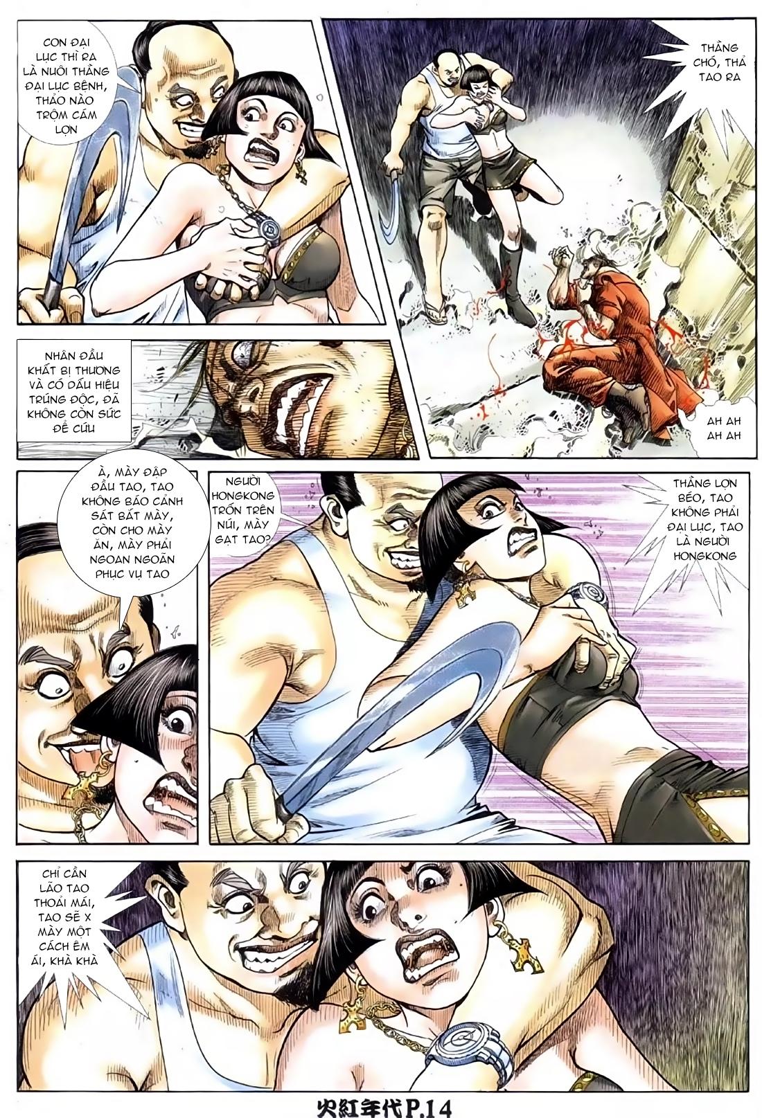 Hỏa Hồng Niên Đại Hắc Cốt Đường Chapter 88 - BigTruyen.net