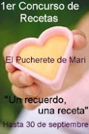 "El pucherete de Mari ""Un recuerdo, una receta"""