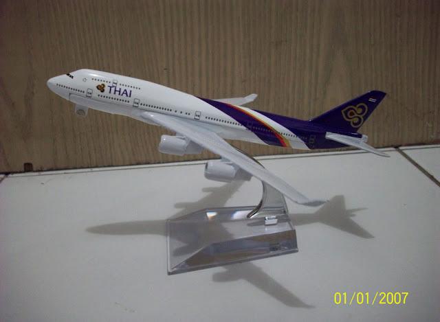 Thai B747 400