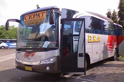 Sejarah Bus PO Eka Mira