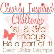 Clear Dollar Stamps Challenge