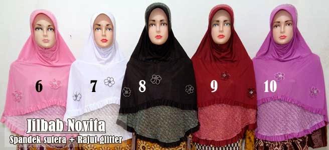 Jilbab murah yang lagi ngetrend saat ini