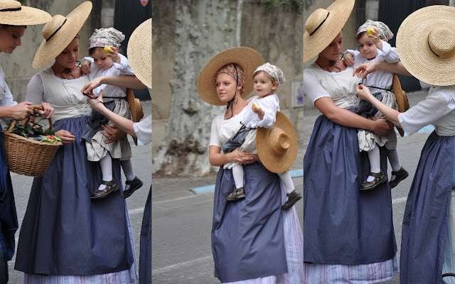 costumes provençaux