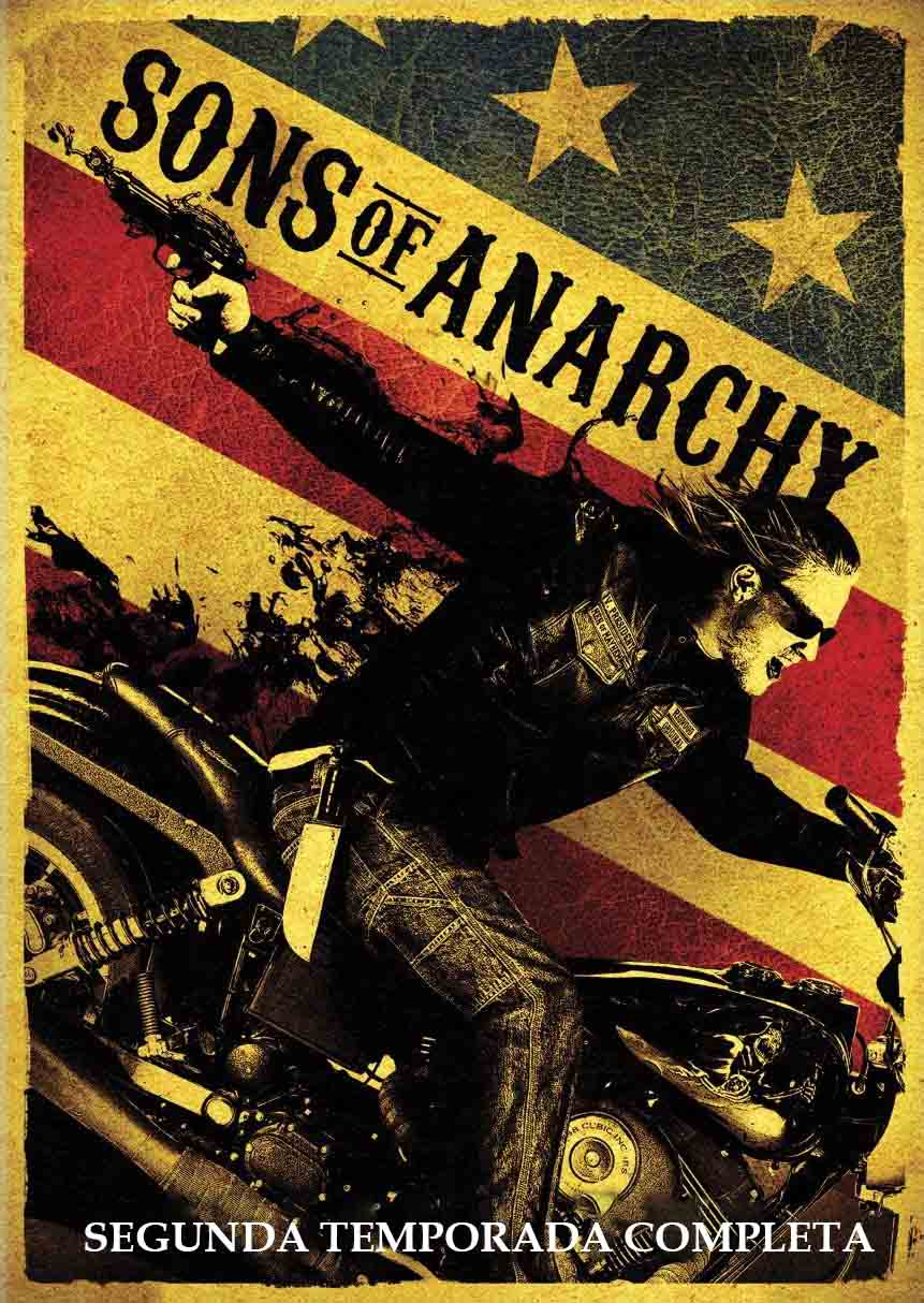 Sons of Anarchy 2ª Temporada Torrent - BluRay 720p Dual Áudio