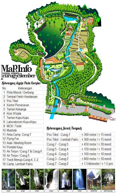 Curug 7 Cilember Puncak Bogor