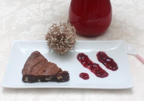 El dulce mundo de Nerea - brownie clásico