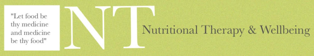 Nutritional Therapy & Wellbeing
