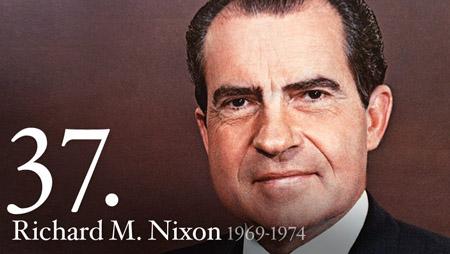 RICHARD M. NIXON 1969-1974