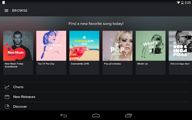 Download Spotify Music v4.0.0.800 Mod Apk For Android