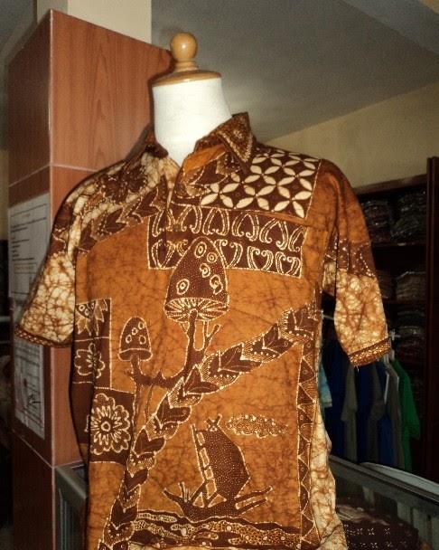 Batik Jiwo Creation: t-shirt dewasa batik cap, batik tulis & print