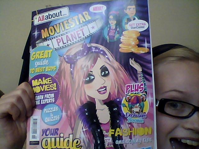 The New MovieStarPlanet Magazine!