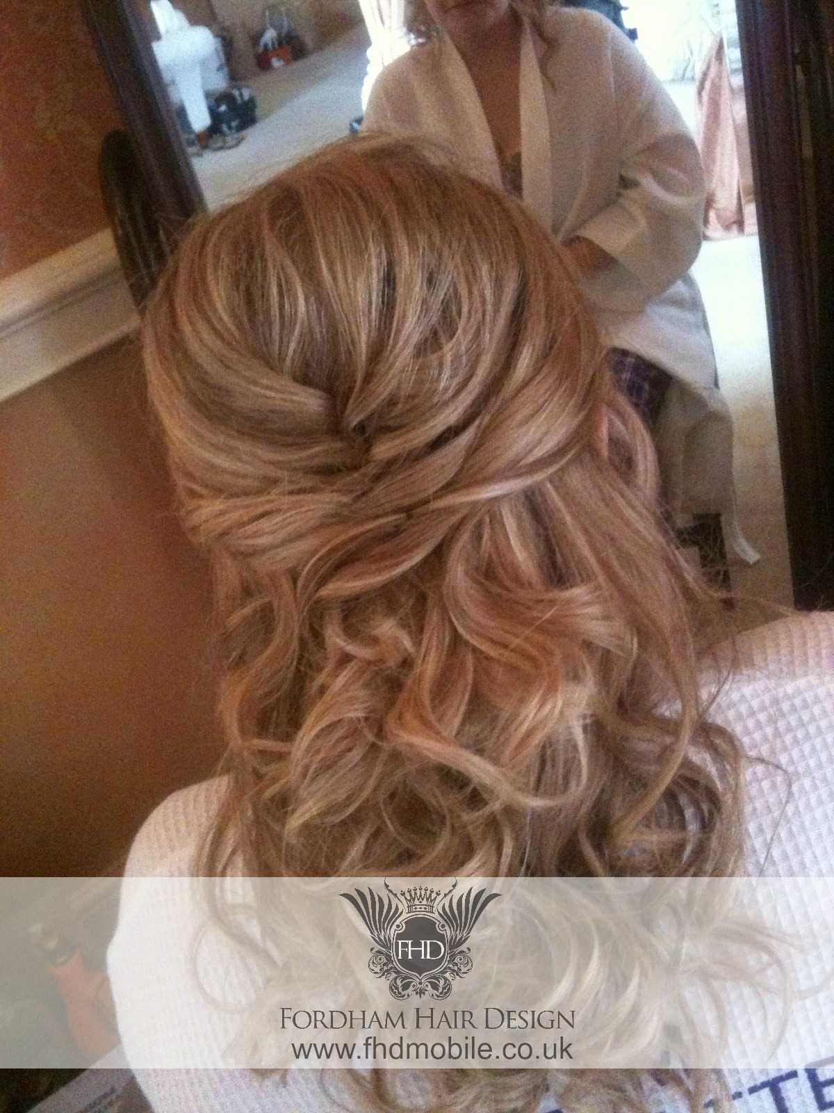 Fordham Hair Design Wedding Bridal Hair Specialist Clearwell