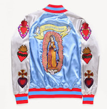 "I Need This: Joyrich x GIZA ""Mexico Vacation"" Stadium Jumper in Blue"