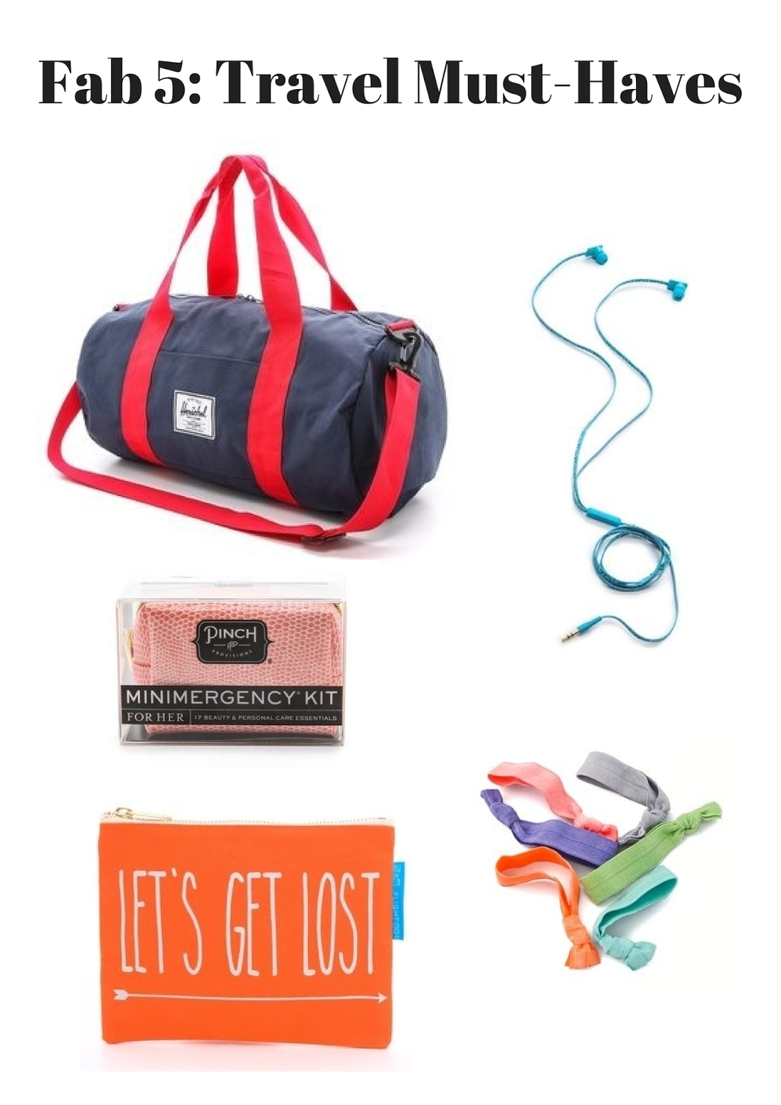 Project Soiree - Travel Essentials