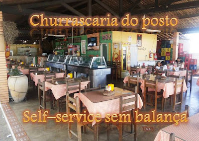 Restaurante do posto