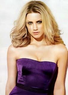 Amber Heard,American  actress, Actress