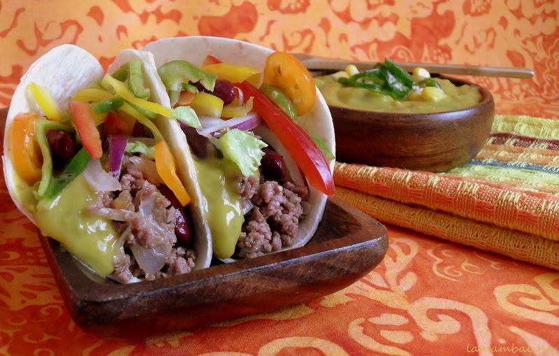 tacos rápidos mexicanos tacos enchilados esta vez también les doy la ...