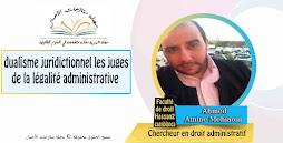 Dualisme juridictionnel : Les juges de la légalité administrative