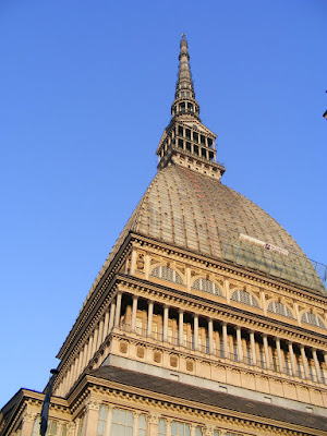 Mole Antonelliana, Muzeul national de cinema, Torino, Italia