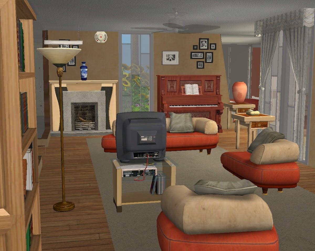 Theninthwavesims The Sims 2 6151 Richmond St Miami Fl