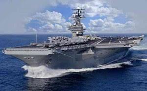 Inilah 10 Kapal Induk Raksasa Milik Amerika