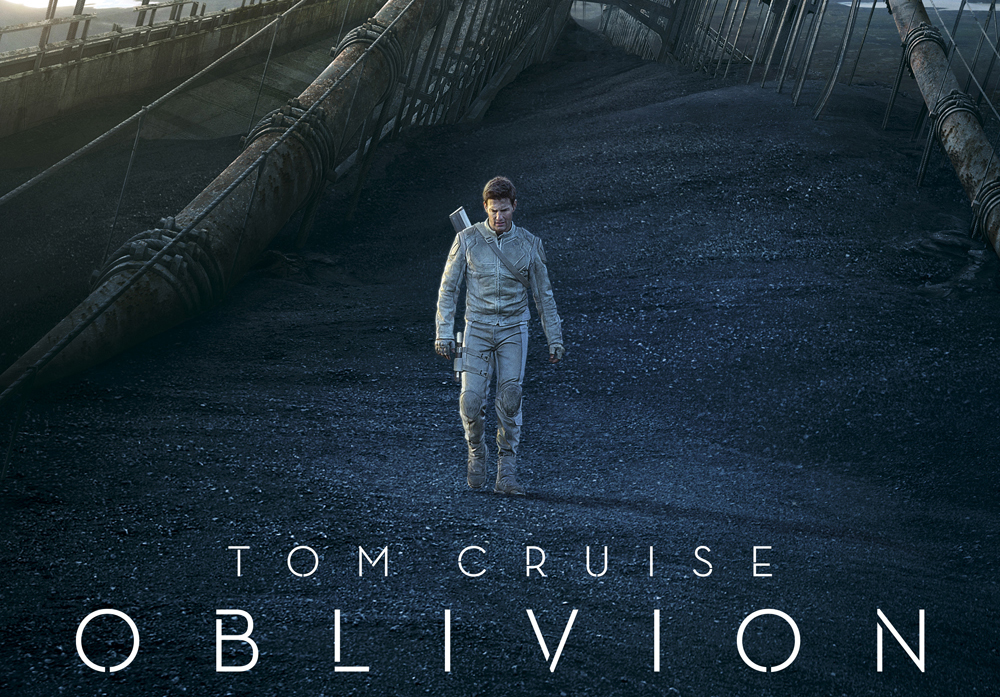 Oblivion: New Trailer & Posters