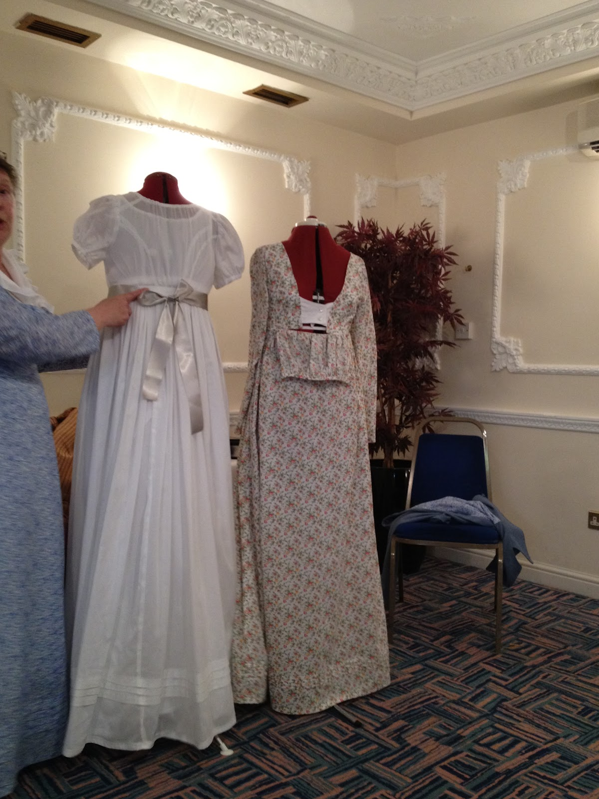 Regency Tea Party: Horncastle Regency Festival 2012 - Part 1