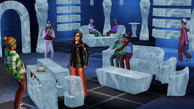 The Sims 3 Seasons: From Sunburn To Hypothermia
