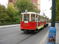 Trams Prague
