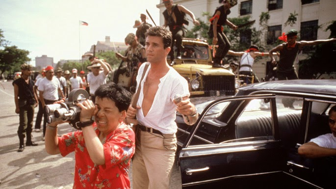 FILM, THE YEAR OF LIVING DANGEROUSLY