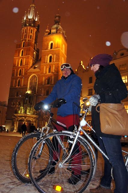 Krakowska MAsa Krytyczna luty 2013
