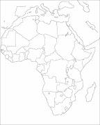 Mapas, mapas y más mapas africa