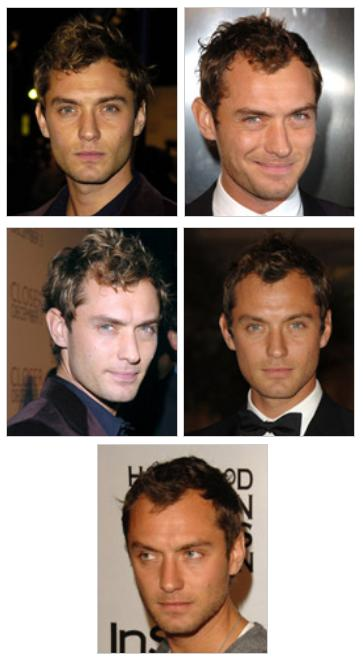 Jude Law Hairstyle, mens hairstyle, mens short hairstyles, mad men hairstyles, short men hairstyles, young men hairstyles, cool mens hairstyles, mens hairstyles medium
