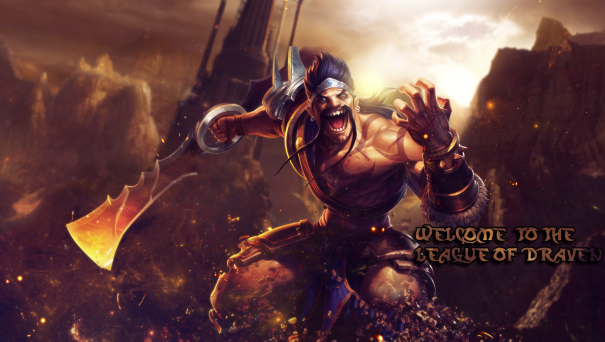 Draven League of Legends Wallpaper