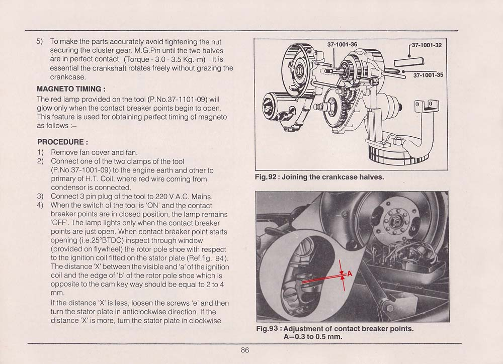 all things bajaj chetak legend timing for bajaj 2t 5 port 150cc rh retrobajaj informe com Bajaj New Three Wheelers bajaj three wheeler service manual.pdf