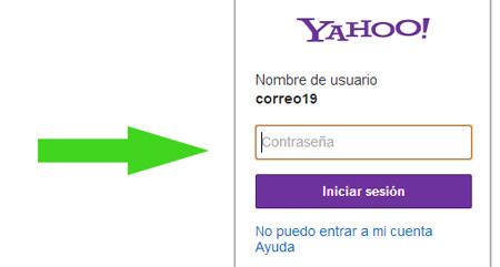 Como cambiar la contraseña de Yahoo Mail | Abrir - Iniciar