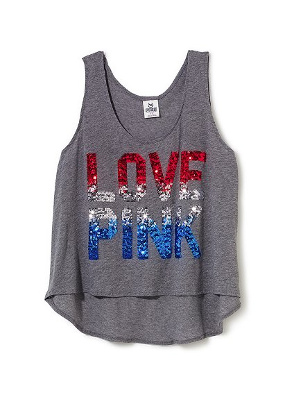 ShhhopSecret: VS Pink Loves 4th of July