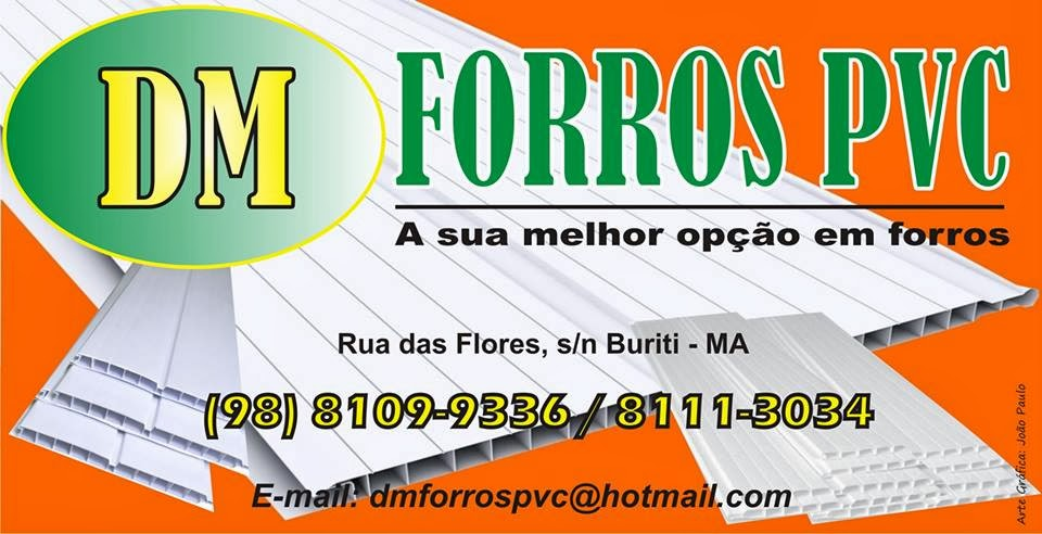 TUDO EM FORROS DE PVC