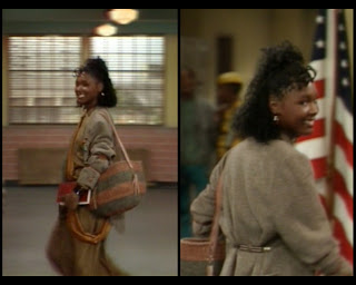 Cosby Show Huxtable fashion blog Randi