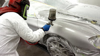 Service King Collision Repair Paint