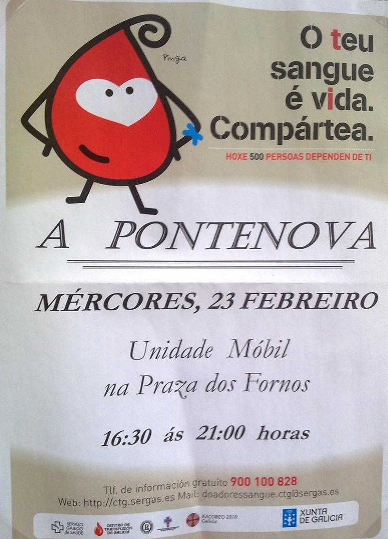 A Pontenova Febrero 2011 # Muebles Javi Vegadeo