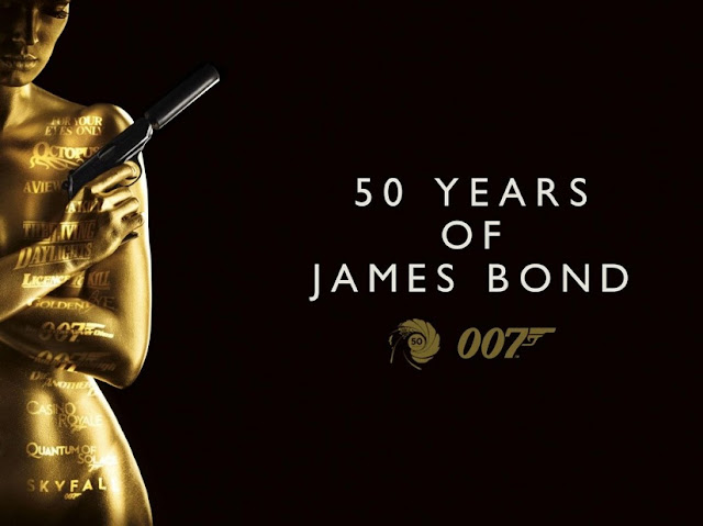 Celebrating the 50th Anniversary of James Bond