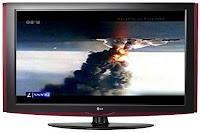 Gambar TV Terbalik