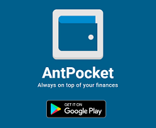 Finance App of the Month - AntPocket