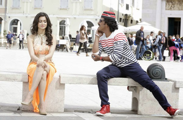 Upendra's Kannada movie Super Ranga New stills