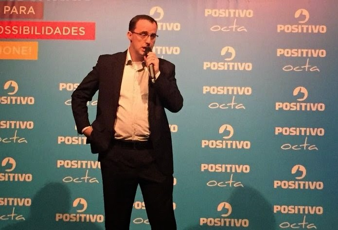 Norberto Maraschin, vice-presidente de mobilidade da Positivo